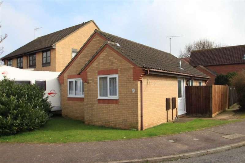 2 Bedrooms Bungalow for sale in Dewar Lane, Grange Farm, Kesgrave, Ipswich
