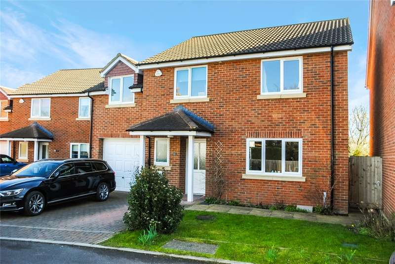 4 Bedrooms Detached House for sale in Shoreditch Road, Taunton, Somerset, TA1