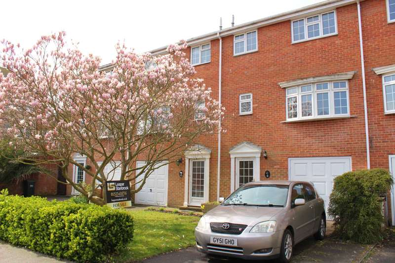 3 Bedrooms Town House for sale in Southfields Road, Eastbourne, BN21 1BU