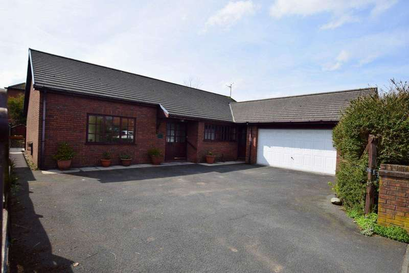 3 Bedrooms Detached Bungalow for sale in Weeton Road, Wesham