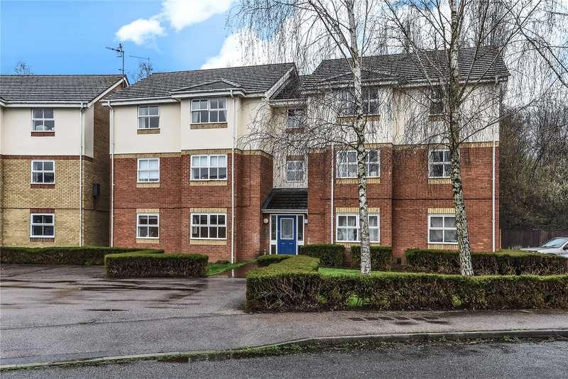 2 Bedrooms Apartment Flat for sale in Evensyde, Watford, Hertfordshire, WD18