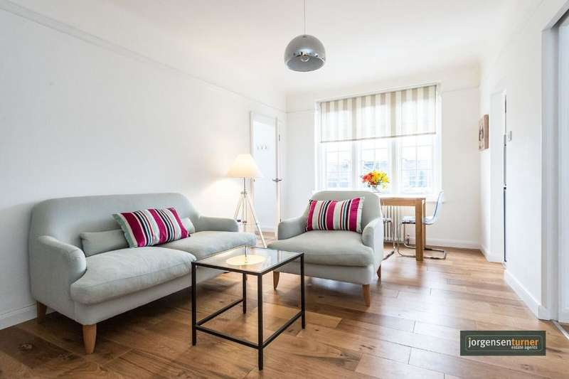 2 Bedrooms Flat for sale in Hillsborough Court, London, NW6 5NT