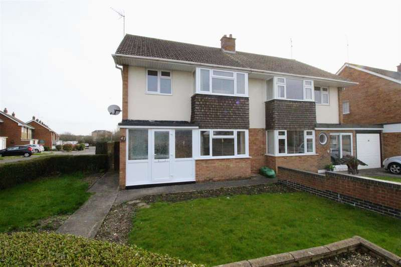 3 Bedrooms Semi Detached House for sale in Weedon Road, Swindon