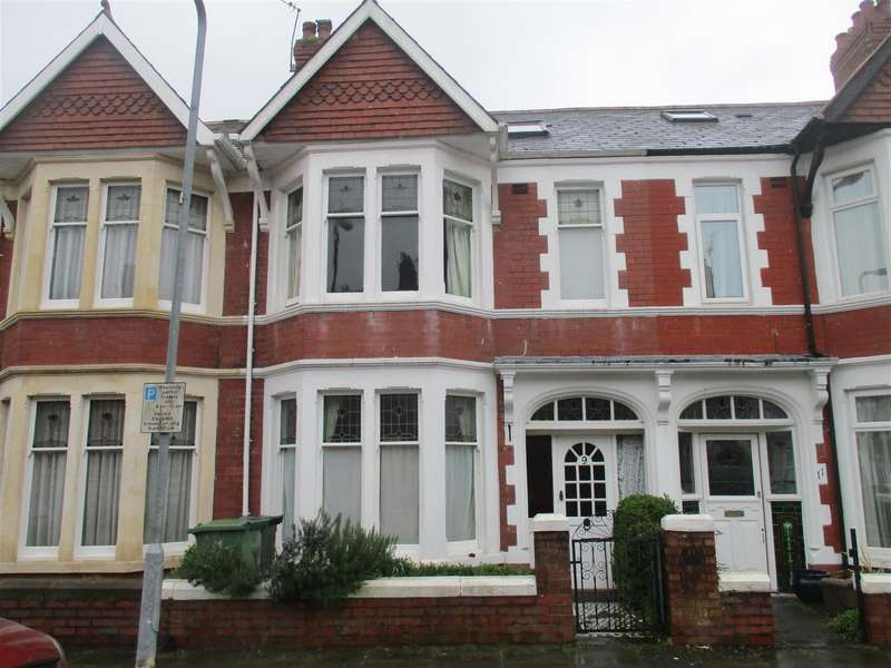 4 Bedrooms Terraced House for sale in Mayfield Avenue, Victoria Park, Cardiff