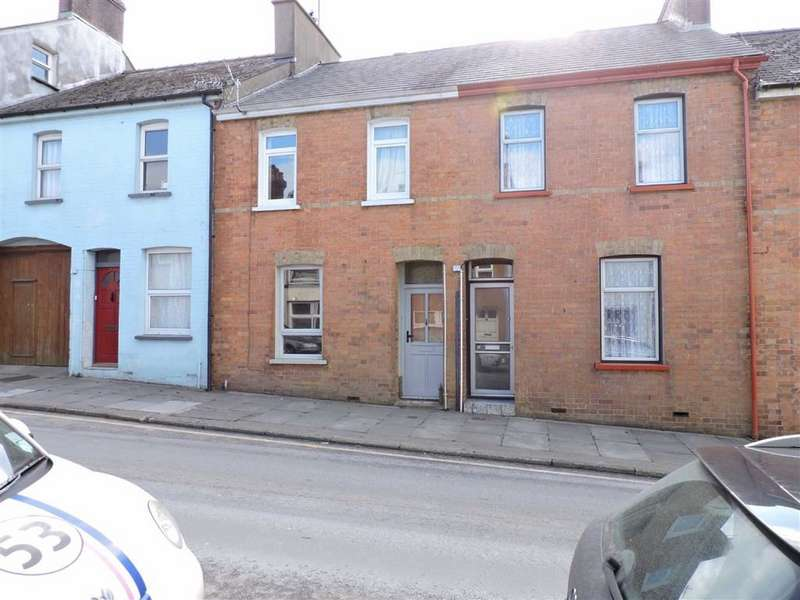 2 Bedrooms Terraced House for sale in St James Street, Narberth, Pembrokeshire