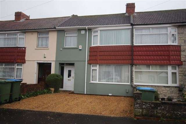 3 Bedrooms Terraced House for sale in St Micheals Grove, Fareham, Hampshire, PO14 1DR