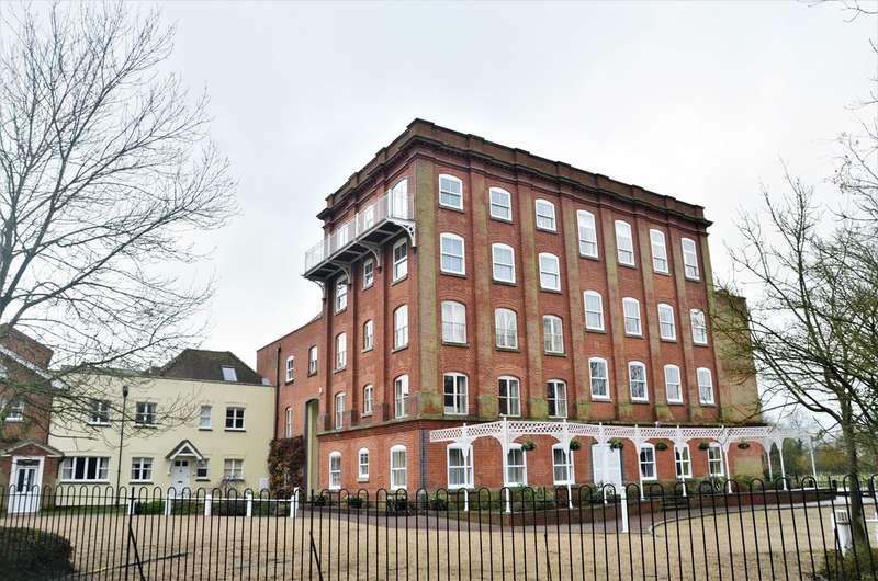 2 Bedrooms Flat for sale in Dedham Mill
