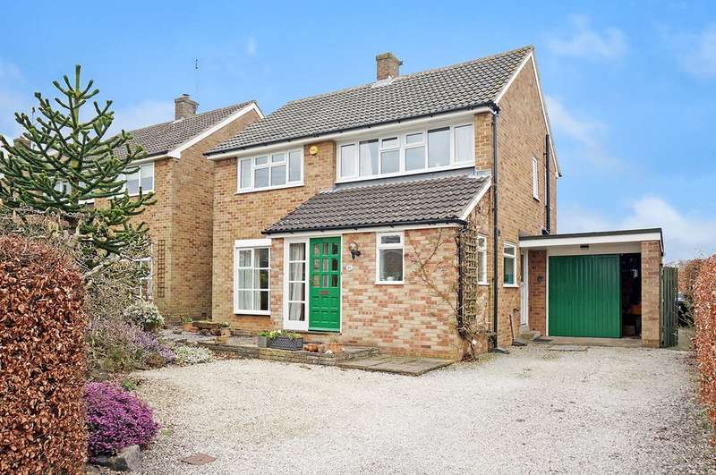 4 Bedrooms Detached House for sale in Moor Side, Boston Spa, LS23