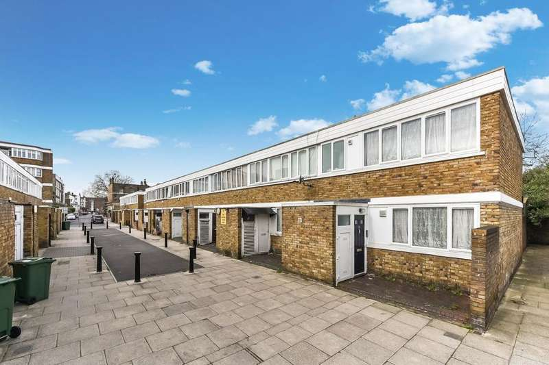 3 Bedrooms Terraced House for sale in Carroun Road, London SW8