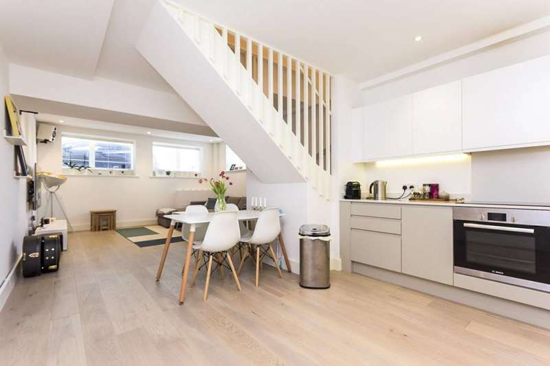 1 Bedroom Flat for sale in Stewarts Road, Battersea, SW8