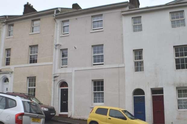 4 Bedrooms Terraced House for sale in Braddons Street, Torquay, TQ1