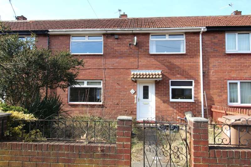 3 Bedrooms Property for sale in Weldon Road, Newcastle Upon Tyne, NE12