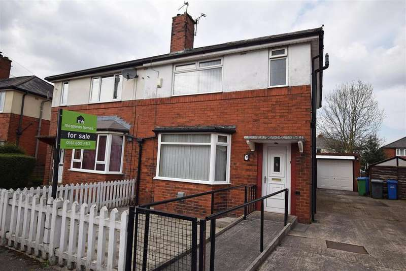 3 Bedrooms Semi Detached House for sale in Elmbank Road, Middleton