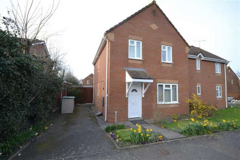 3 Bedrooms Semi Detached House for sale in Holly Walk, Crowhill, Nuneaton