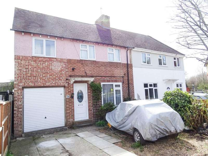 4 Bedrooms Semi Detached House for sale in Albert Road, Chichester