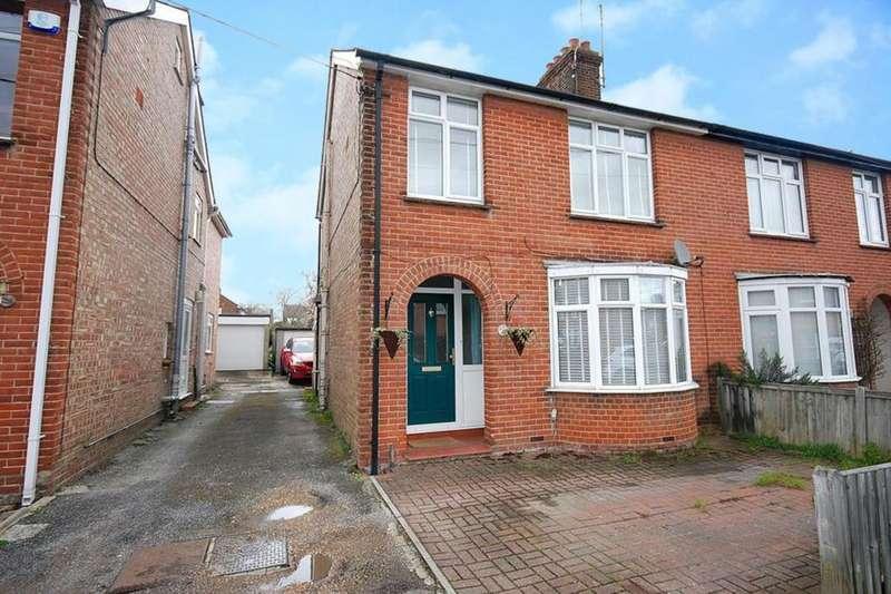 3 Bedrooms Semi Detached House for sale in Washington Road, Maldon, Essex, CM9
