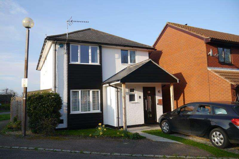 4 Bedrooms Detached House for rent in WOOLSTONE - AVAILABLE 08/06/18
