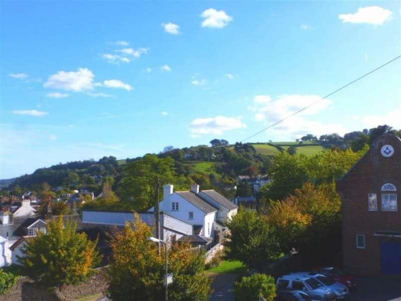 3 Bedrooms Semi Detached House for rent in Totnes, Devon, TQ9