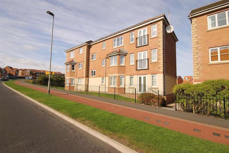 2 Bedrooms Apartment Flat for rent in Twinleaf Apartments, Bishop Cuthbert, Hartlepool