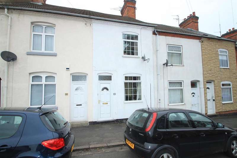 3 Bedrooms Terraced House for sale in Mill Hill Road, Hinckley