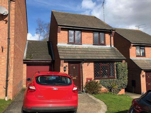 3 Bedrooms Link Detached House for sale in The Greaves Way, Southam