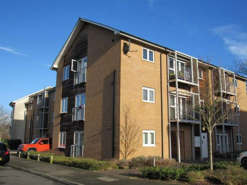 2 Bedrooms Apartment Flat for sale in Hengist Way, South Wallington