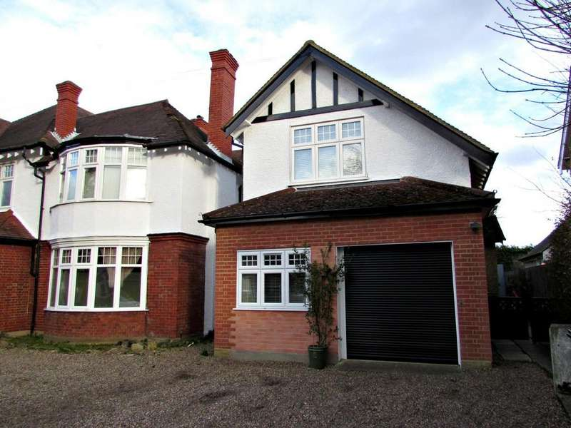 2 Bedrooms Ground Maisonette Flat for sale in The Ridgway, South Sutton