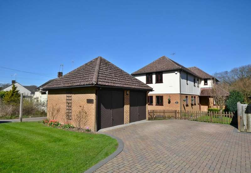 5 Bedrooms Detached House for sale in Wicken Bonhunt
