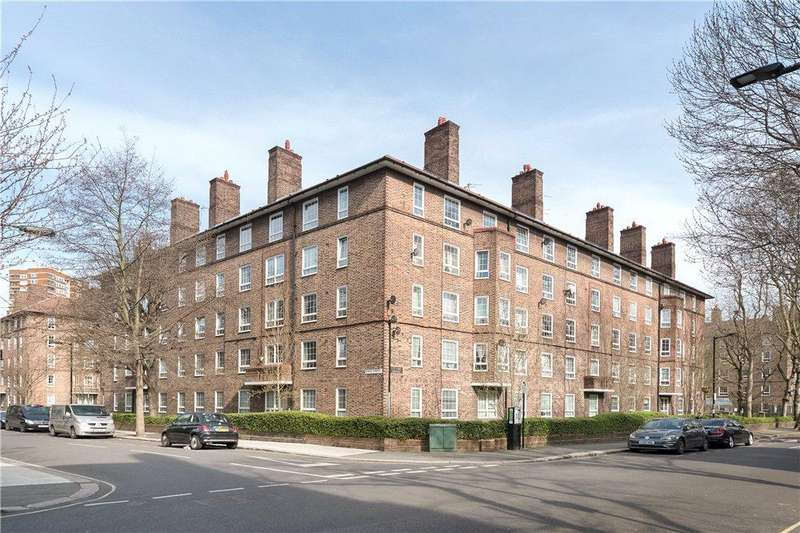 3 Bedrooms Flat for sale in Staple St, SE1