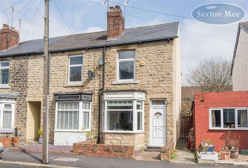 3 Bedrooms End Of Terrace House for sale in Shenstone Road, Hillsborough, Sheffield, S6
