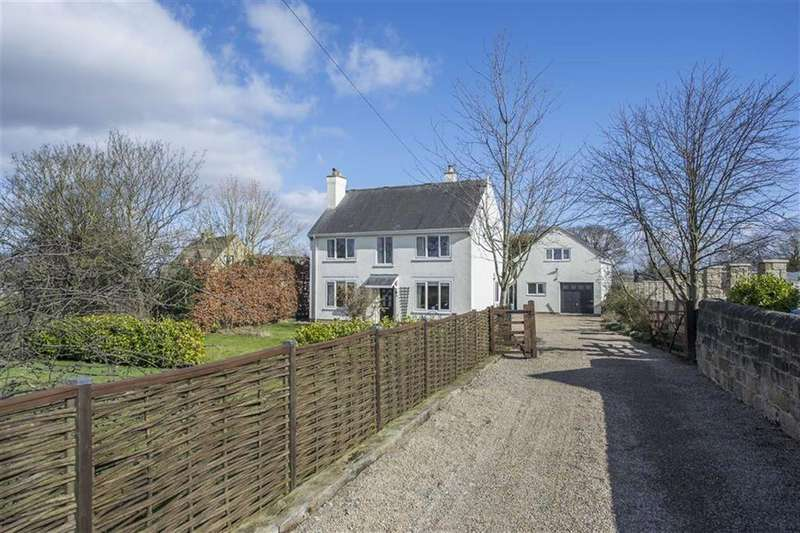 4 Bedrooms Detached House for sale in Ripon Road, Killinghall, HG3
