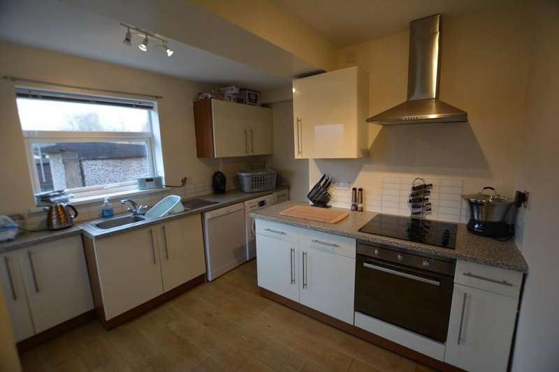3 Bedrooms Semi Detached House for sale in Whinney Lane, New Ollerton