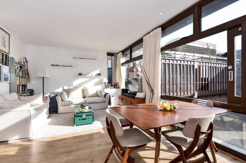 1 Bedroom Apartment Flat for sale in Cabanel Place, SE11