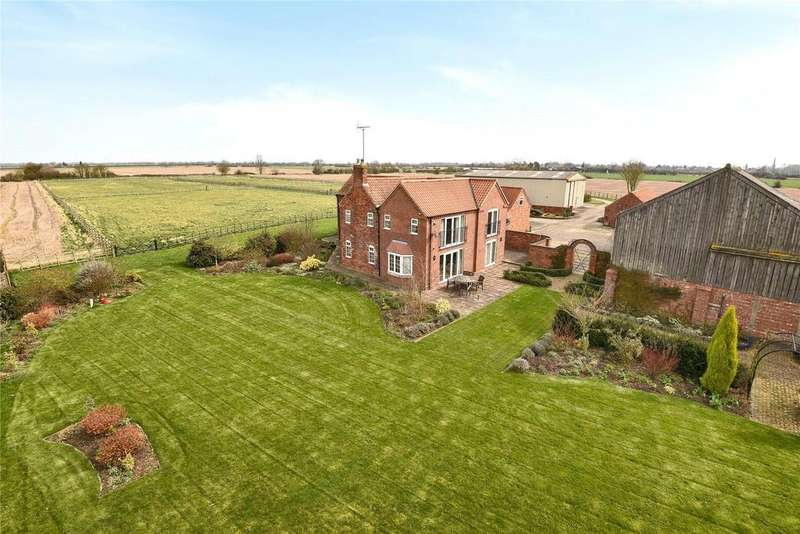 5 Bedrooms Detached House for sale in Mill Lane, Brant Broughton, LN5