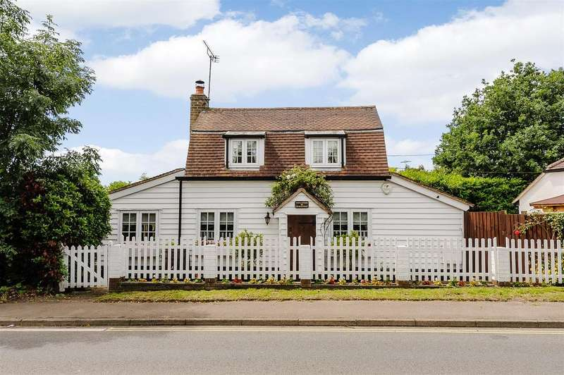 2 Bedrooms Detached House for sale in Church Street, Great Baddow, Chelmsford