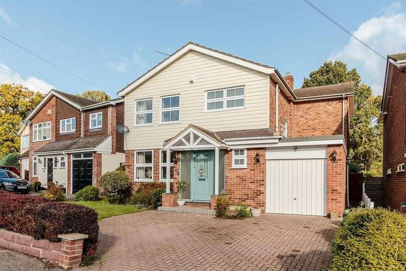 4 Bedrooms Detached House for sale in Docklands Avenue, Ingatestone