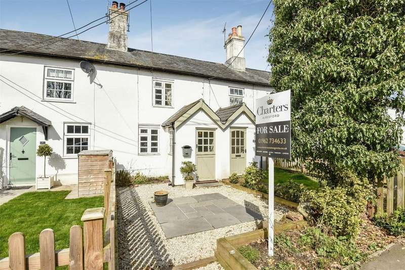 2 Bedrooms Cottage House for sale in Tichborne Down, ALRESFORD, Hampshire