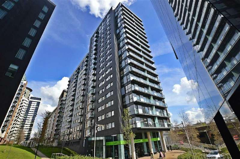 Studio Flat for sale in Cypress Place, Green Quarter, Manchester, M4
