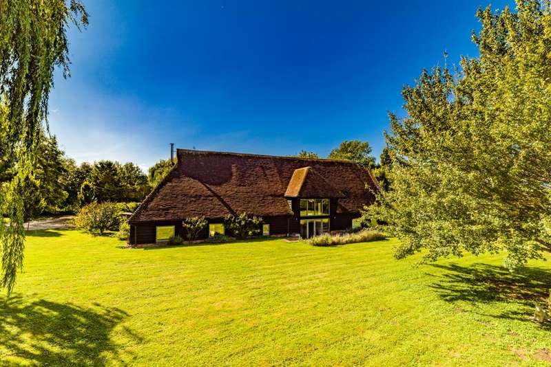 5 Bedrooms Detached House for sale in Taylors Barn, Cholsey, OX10