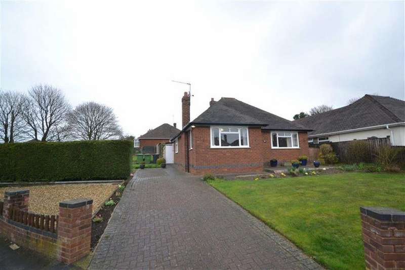 2 Bedrooms Detached Bungalow for sale in Windmill Road, Chapel End, Nuneaton