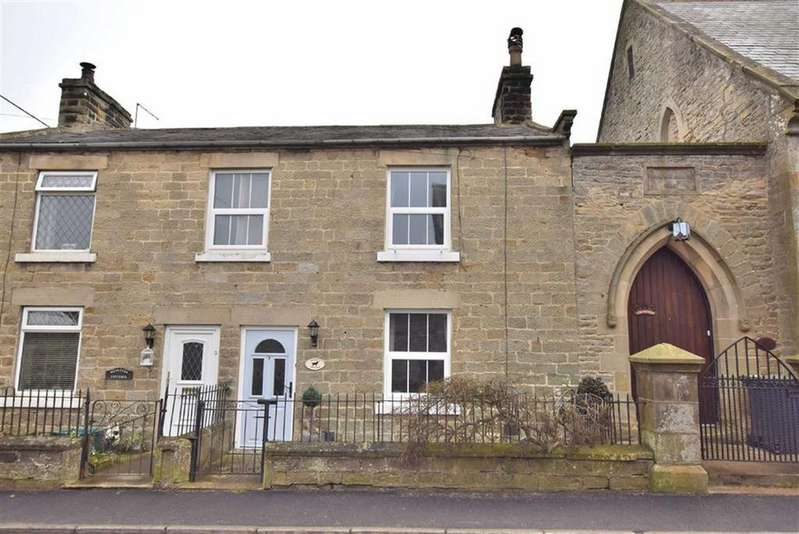 2 Bedrooms Cottage House for rent in Moor Road, Melsonby, North Yorkshire