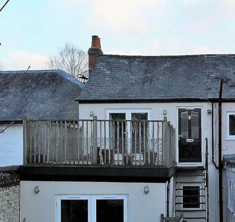 1 Bedroom Maisonette Flat for sale in Normandy Street, ALTON, Hampshire