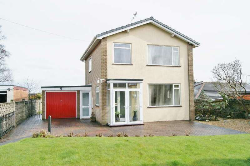3 Bedrooms Detached House for sale in Heol Maelor, Coedpoeth