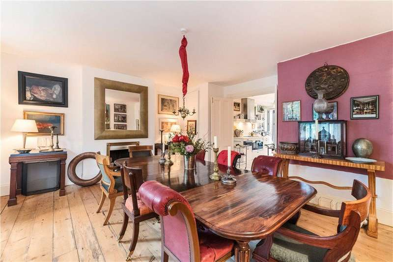 4 Bedrooms Terraced House for sale in St Lukes Road, Notting Hill, W11