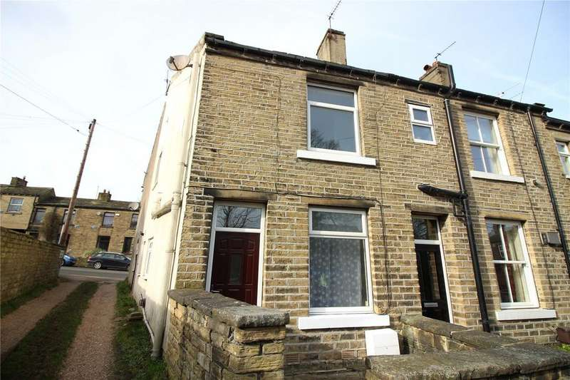 1 Bedroom End Of Terrace House for sale in New Road Square, Rastrick, Brighouse, HD6