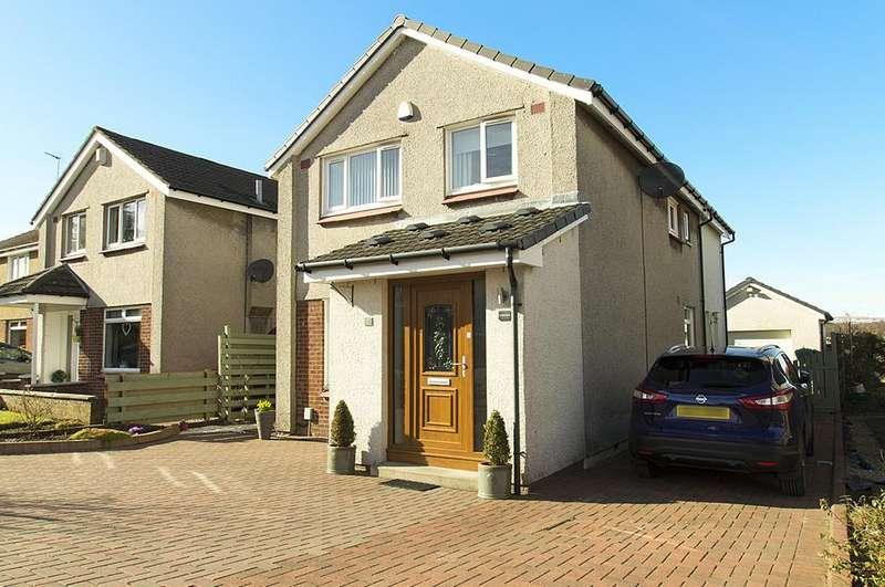 3 Bedrooms Detached House for sale in 7 Tweedsmuir, Glasgow, G64 1EE