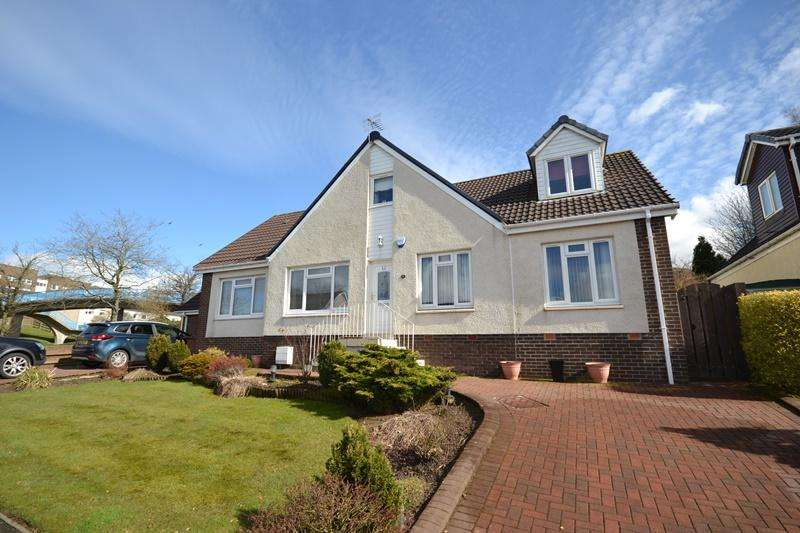 4 Bedrooms Detached Villa House for sale in 1 Fairford Drive, Greenfaulds, Cumbernauld G67