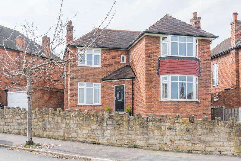 4 Bedrooms Detached House for sale in Ranelagh Drive, Ecclesall, S11 9HE - Detached Family Home