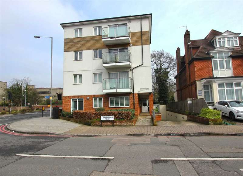3 Bedrooms Apartment Flat for sale in Ashton Court, 94 Chatsworth Road, Croydon