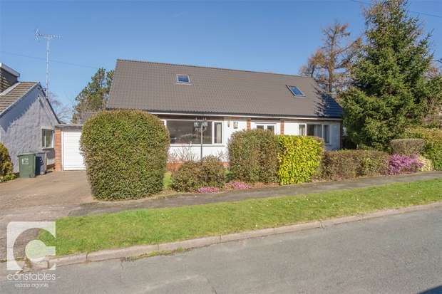 4 Bedrooms Detached House for sale in Woodlands Road, Parkgate, Neston, Cheshire